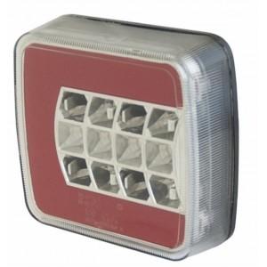 FAN POS LED DX12/24V 106X99X35
